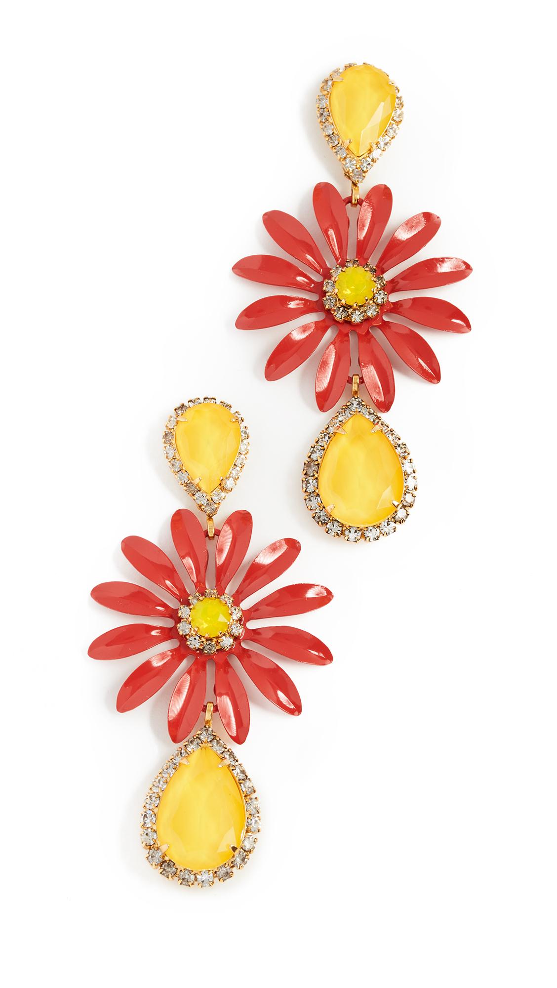 Elizabeth Cole Massey Earrings
