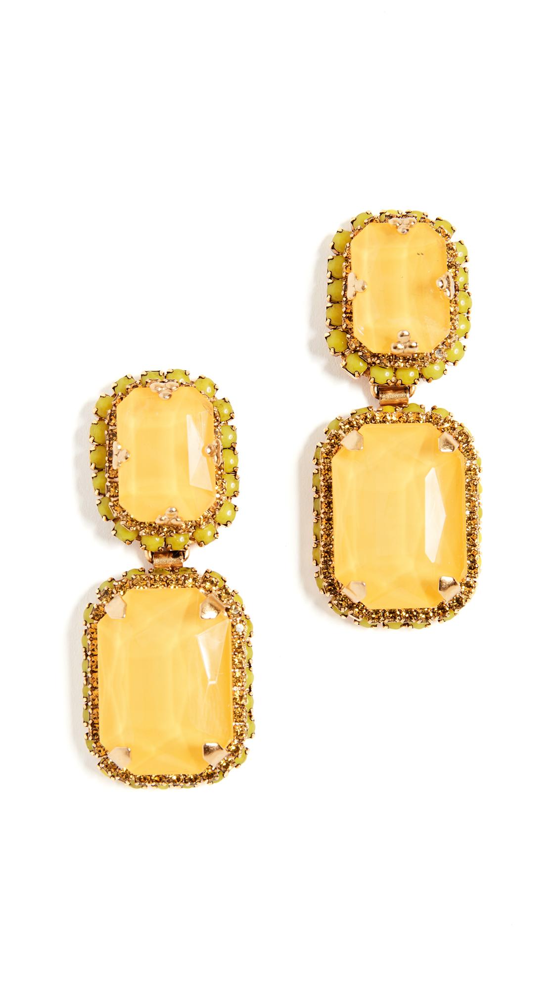 Elizabeth Cole Zelig Earrings