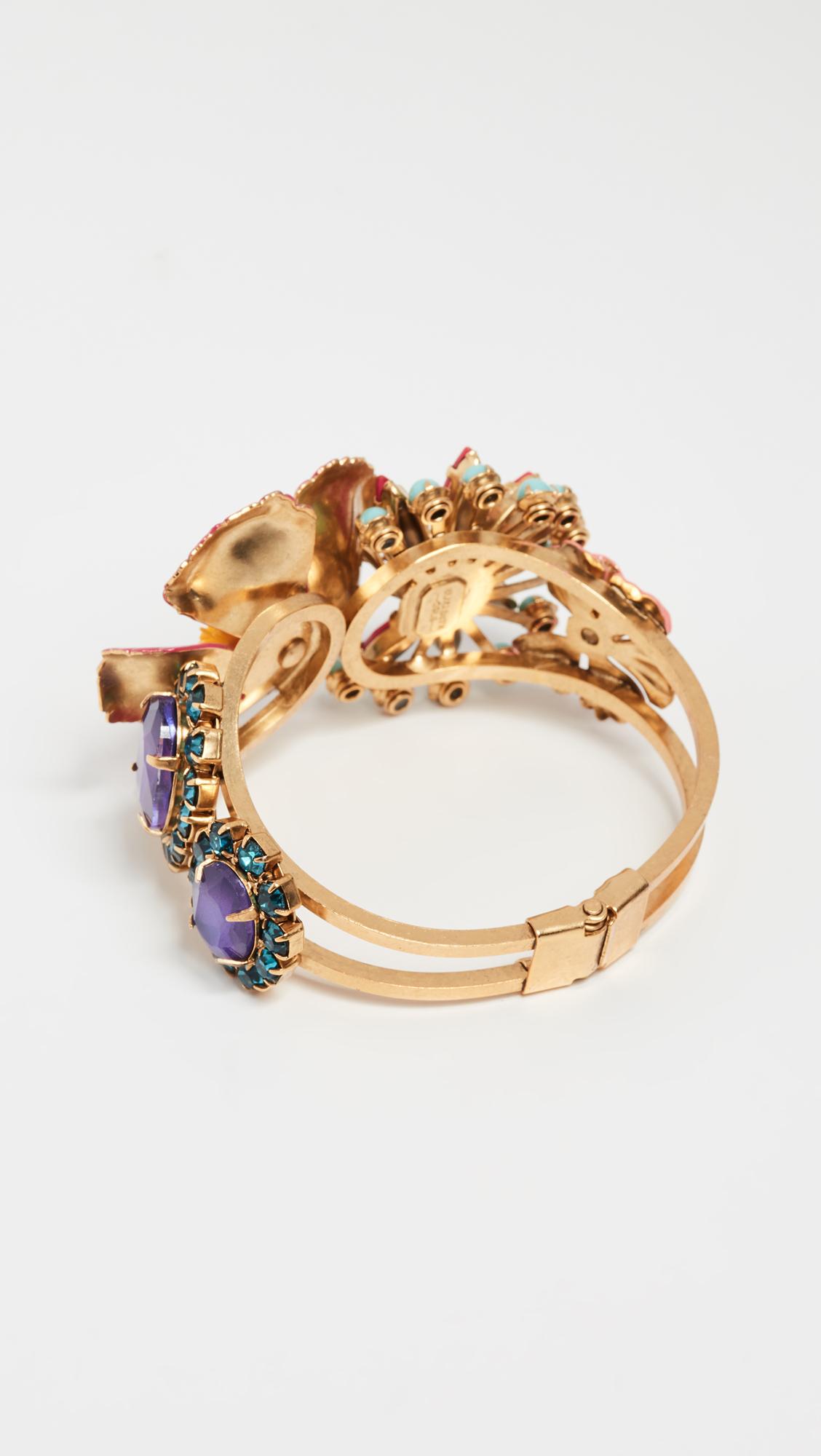 Elizabeth Cole Ember Bracelet UfJkH0