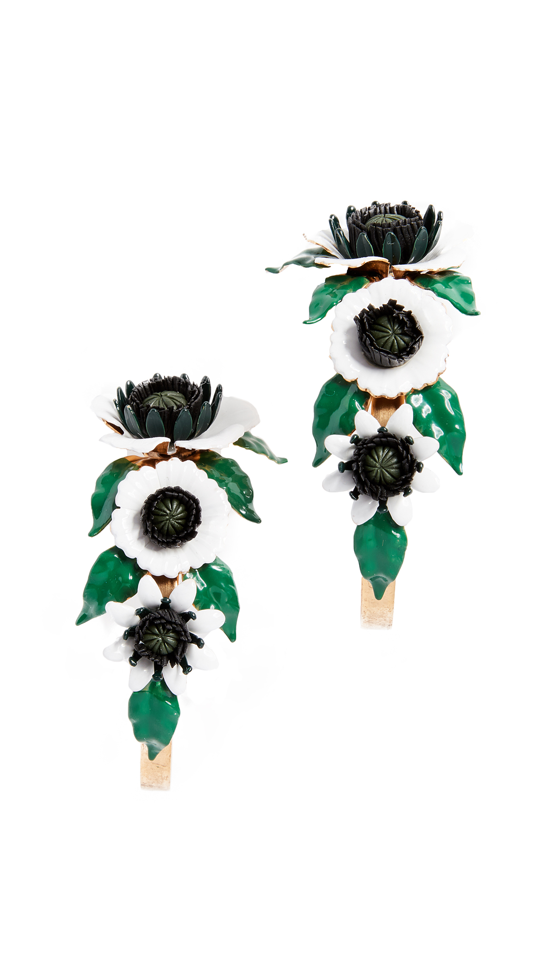 Elizabeth Cole Axel Earrings