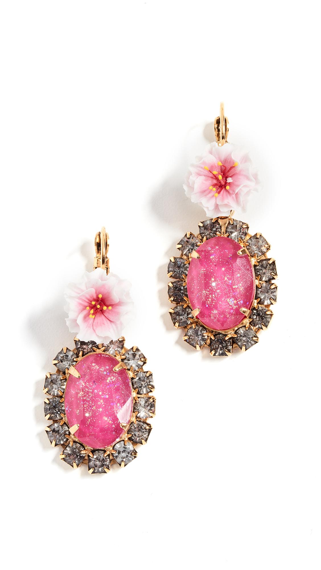Elizabeth Cole Pagan Earrings