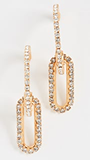 Elizabeth Cole Charlisle Earrings