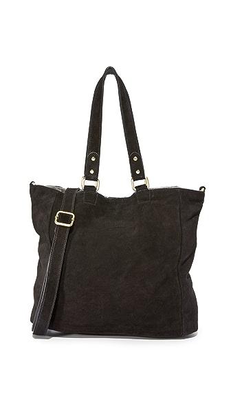 Elle & Jae Gypset Объемная сумка с короткими ручками Minde