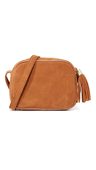 Elle & Jae Gypset Jillian Camera Bag - Cognac