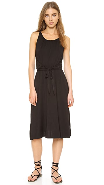 Ella Moss Bella Tie Front Dress