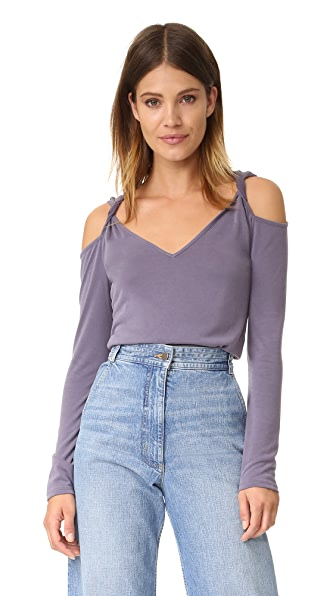 Ella Moss Isabella Cold Shoulder Top