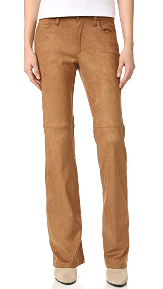 Ella Moss Connelly Faux Suede Pants