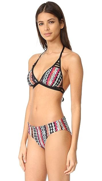 Ella Moss The Dreamer Triangle Bikini Top