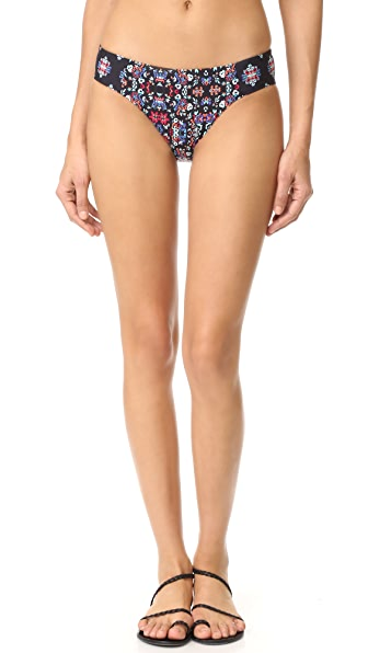 Ella Moss Wanderer Reversible Bikini Bottoms
