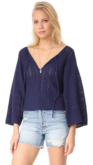 Ella Moss Caprisa Knit Sweater