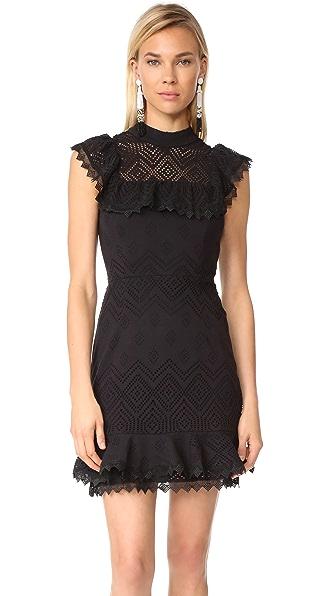 Ella Moss Justina Dress In Black