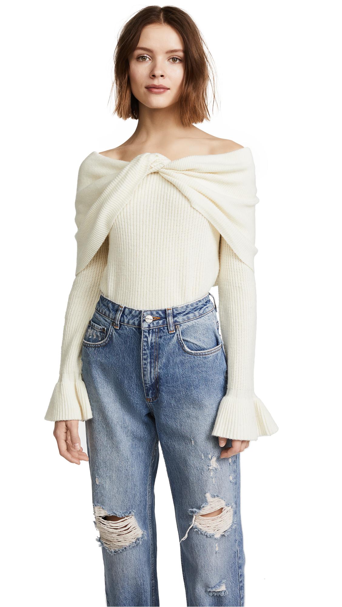 Ella Moss Jasinda Sweater - Natural