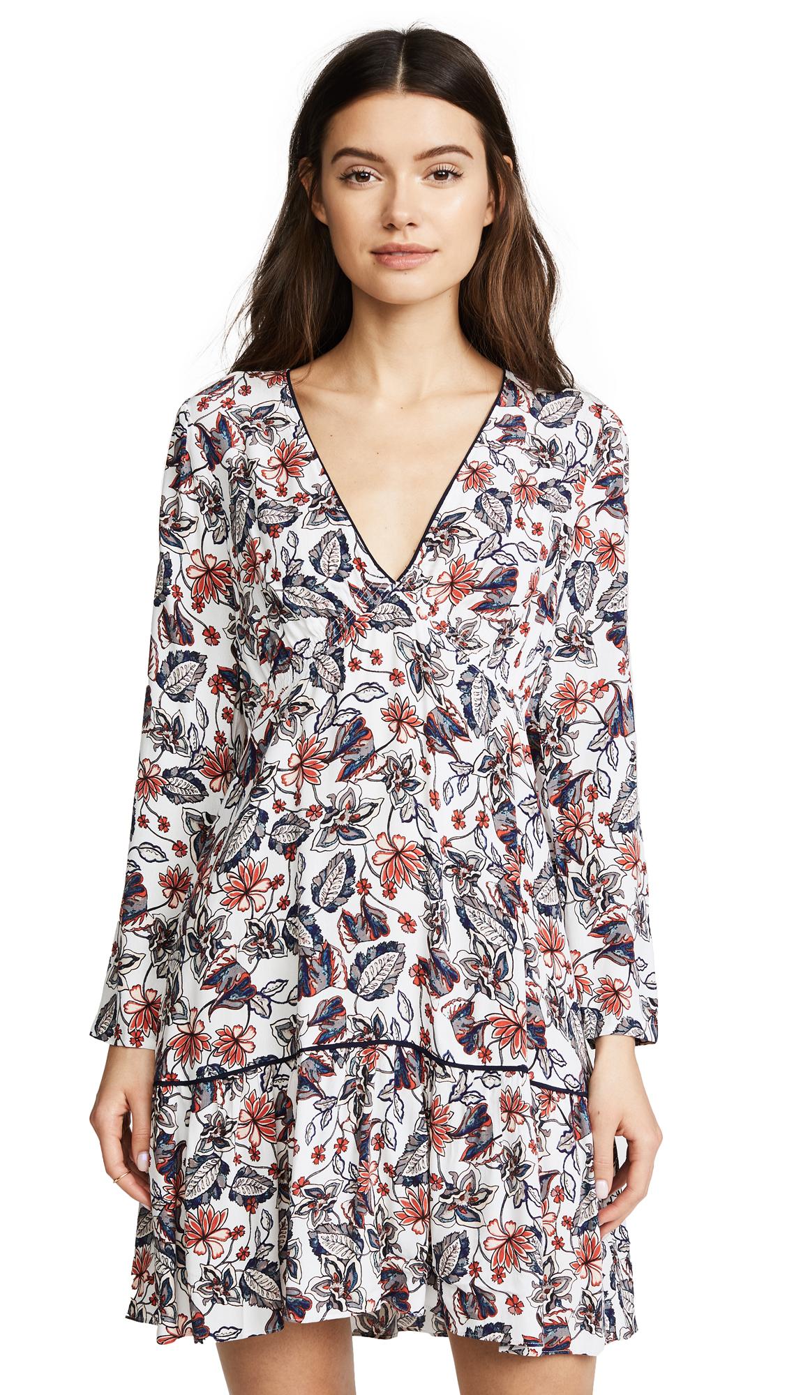 Ella Moss Melody Floral Dress