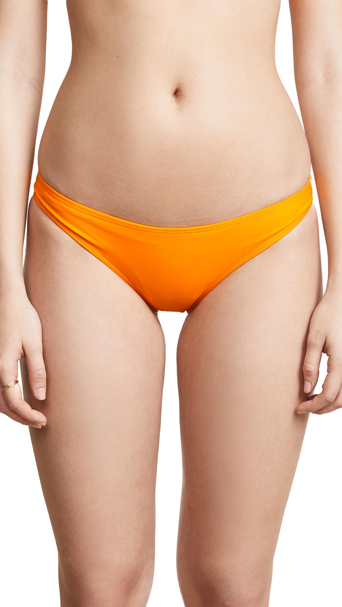 ELLEJAY Diane Bikini Bottoms in Neutrals