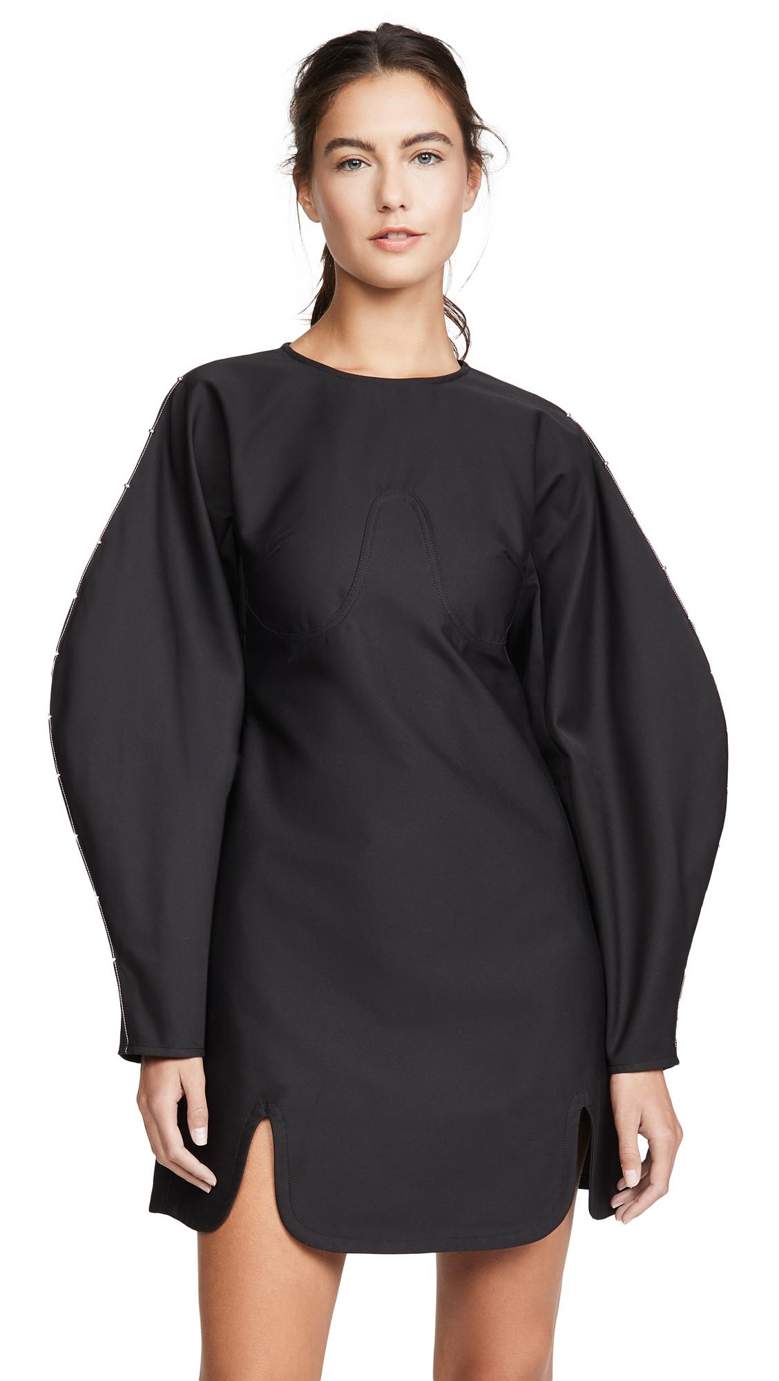 Buy Ellery online - photo of Ellery Teeny Voluminous Sleeve Dress