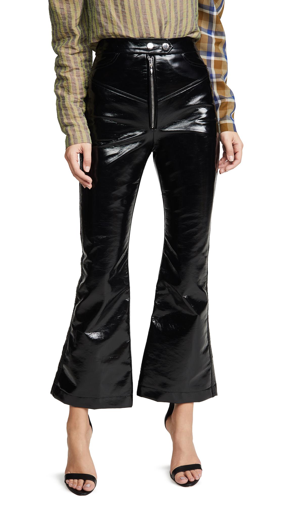 Buy Ellery online - photo of Ellery Orthodox Denim Detail Pants
