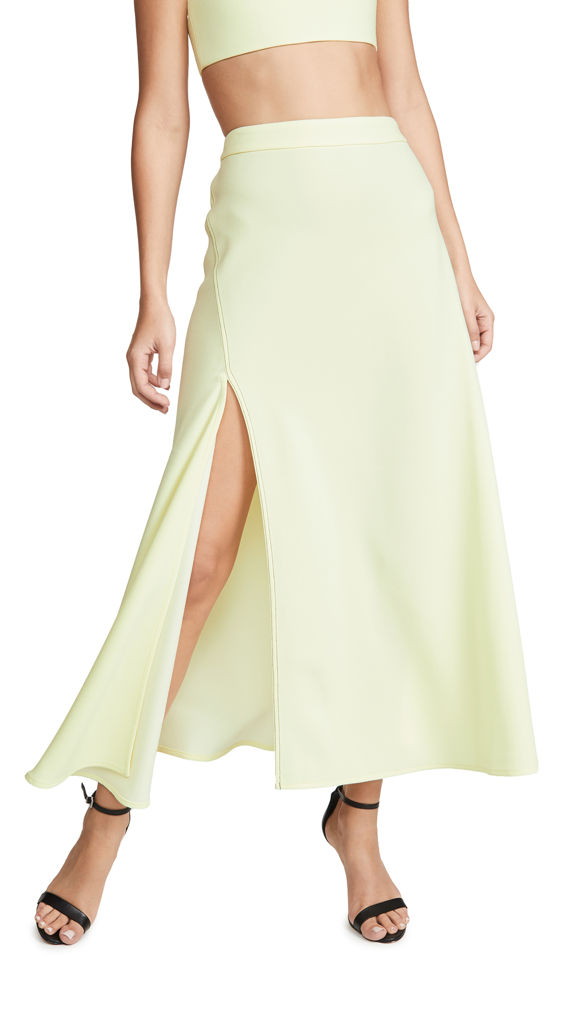 Buy Ellery online - photo of Ellery High Slit Skirt
