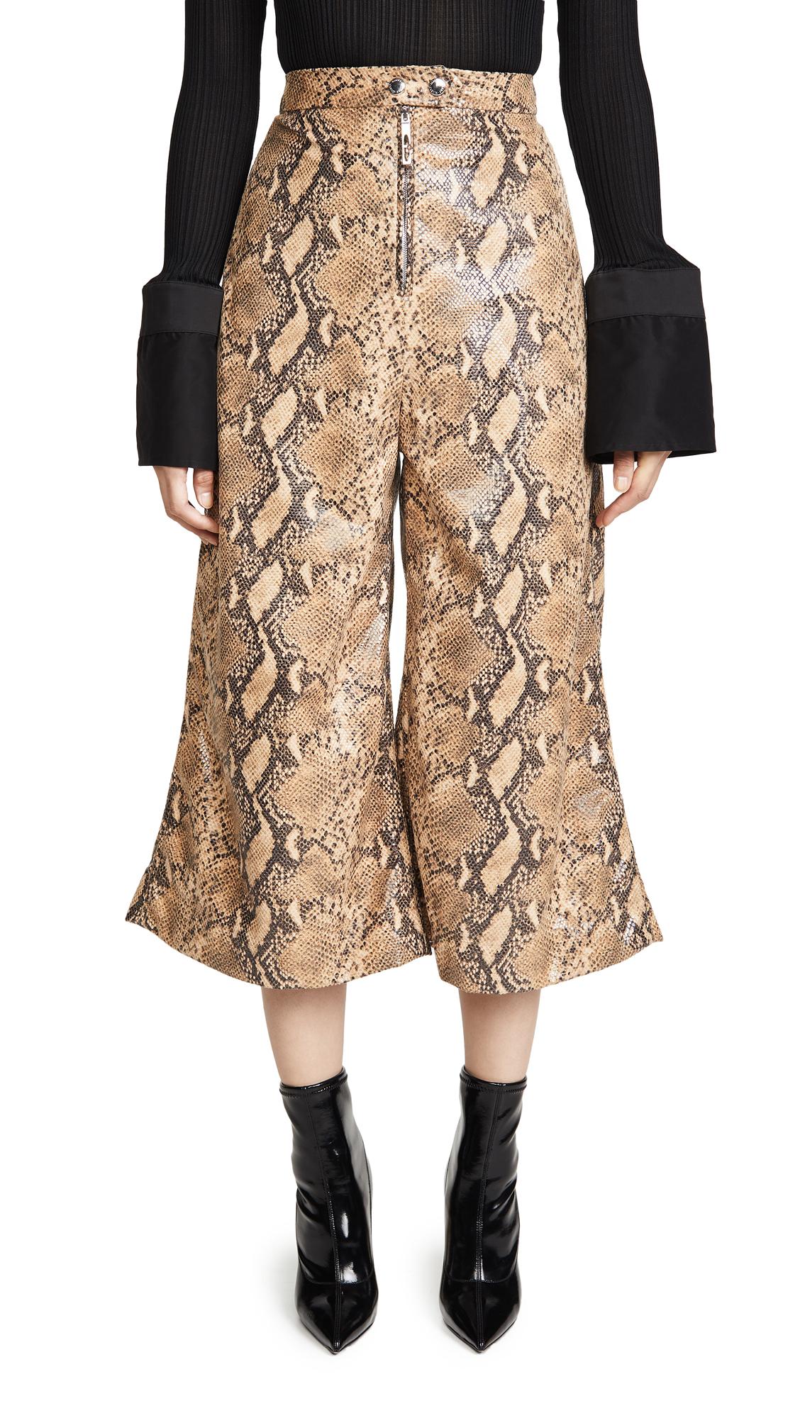 Buy Ellery online - photo of Ellery Nuance Cropped Pants