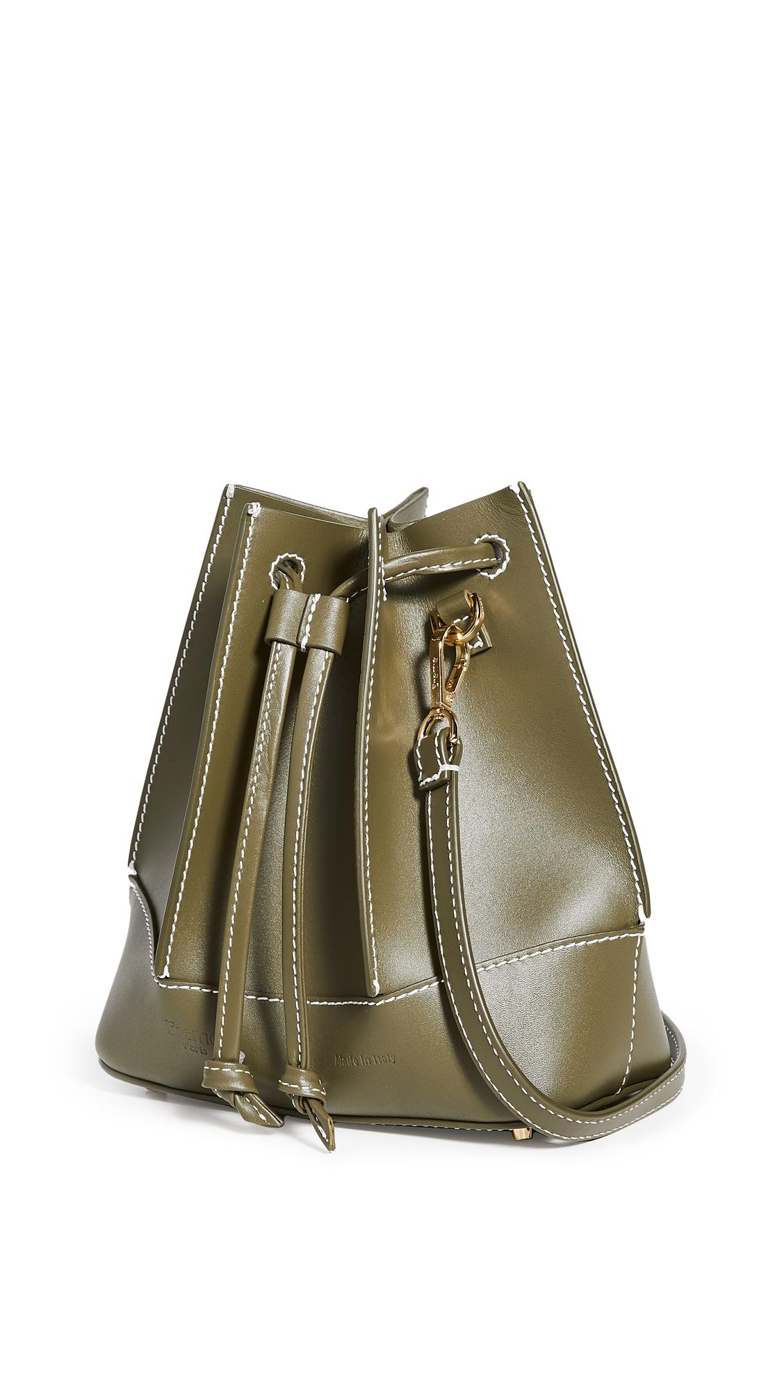 Elleme Canelé Bag In Olive