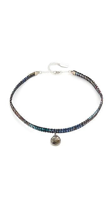 Ela Rae Lela Choker Necklace
