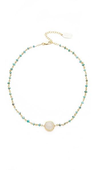 Ela Rae Libi Two Choker Necklace