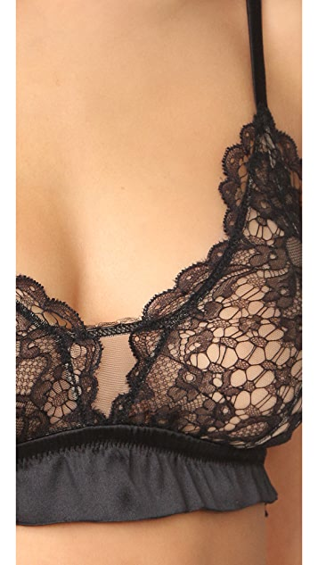 Else Lingerie Yasmine Full Coverage Triangle Bra