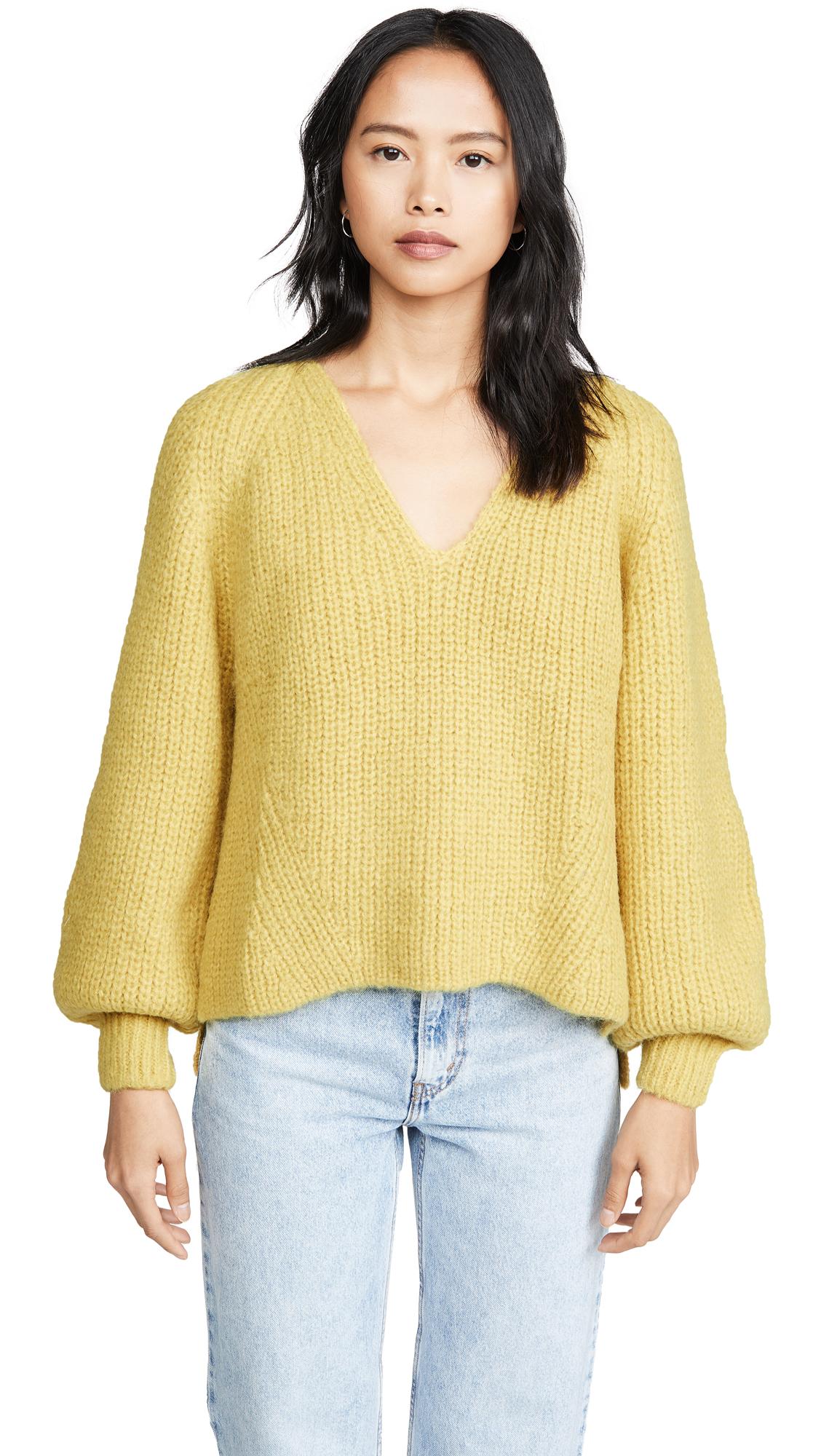 Buy Eleven Six online - photo of Eleven Six Tess Alpaca Sweater