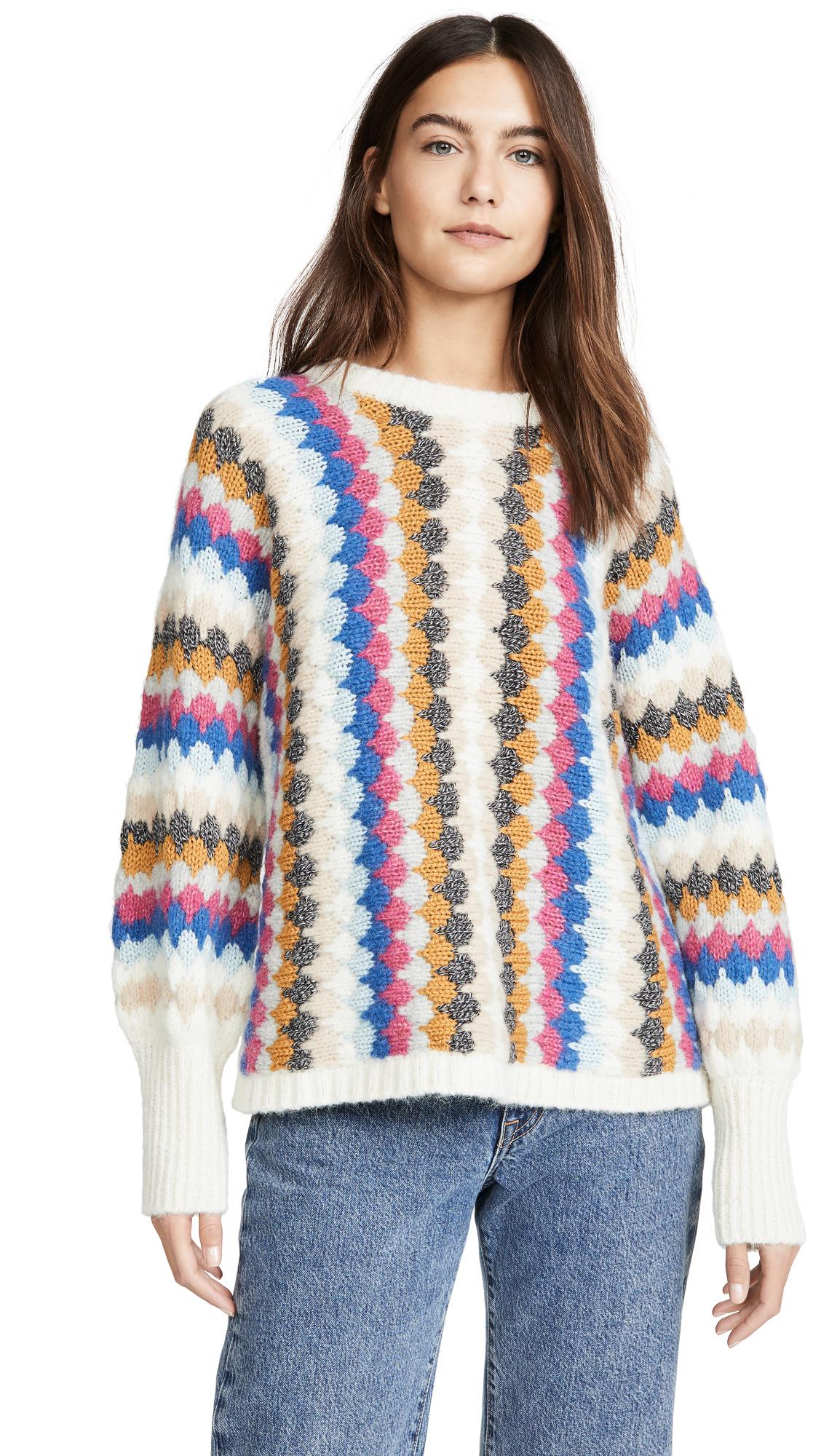 Buy Eleven Six online - photo of Eleven Six Kara Alpaca Sweater