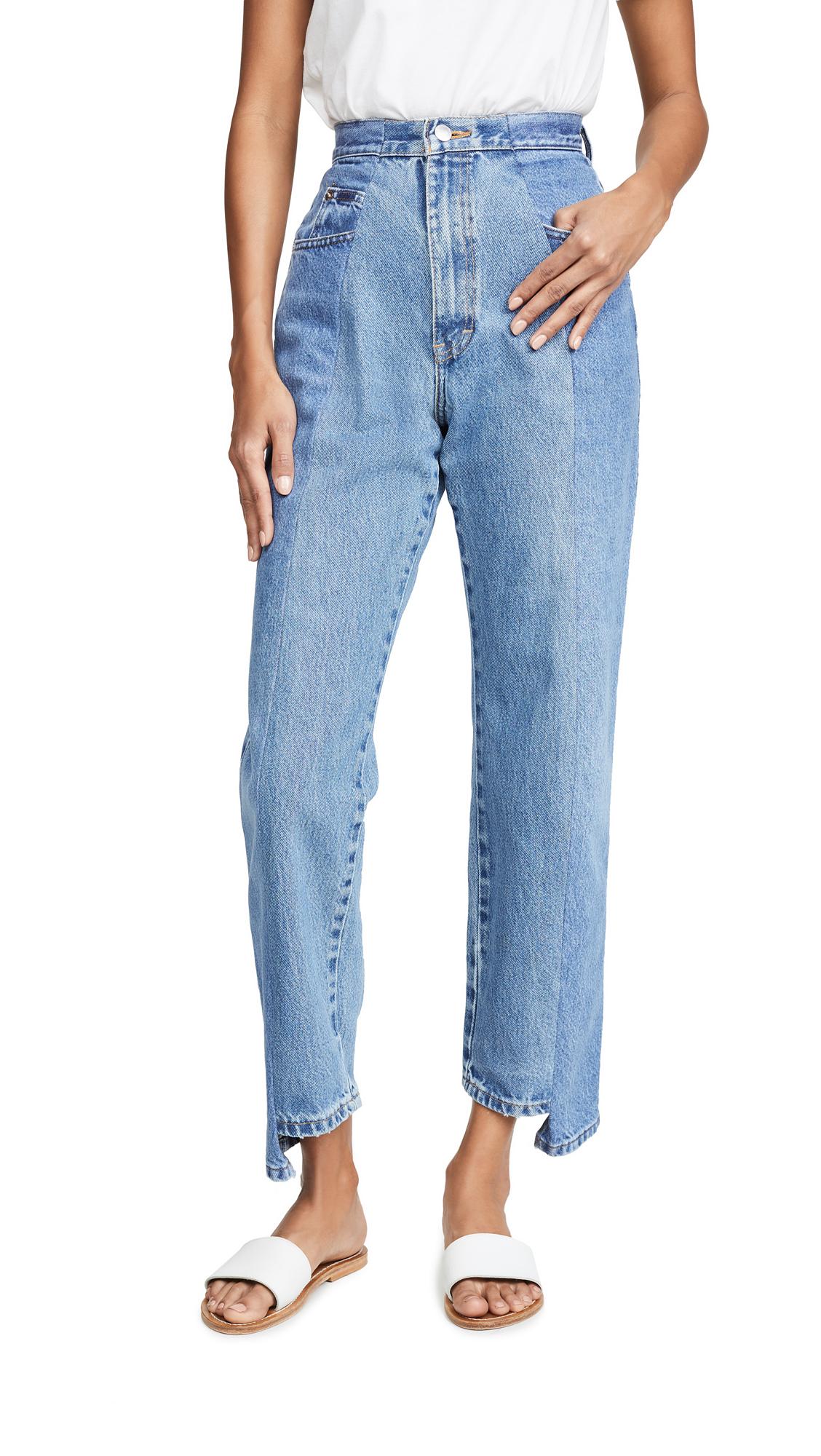 Buy E.L.V. Denim online - photo of E.L.V. Denim The Twin Boyfriend Jeans