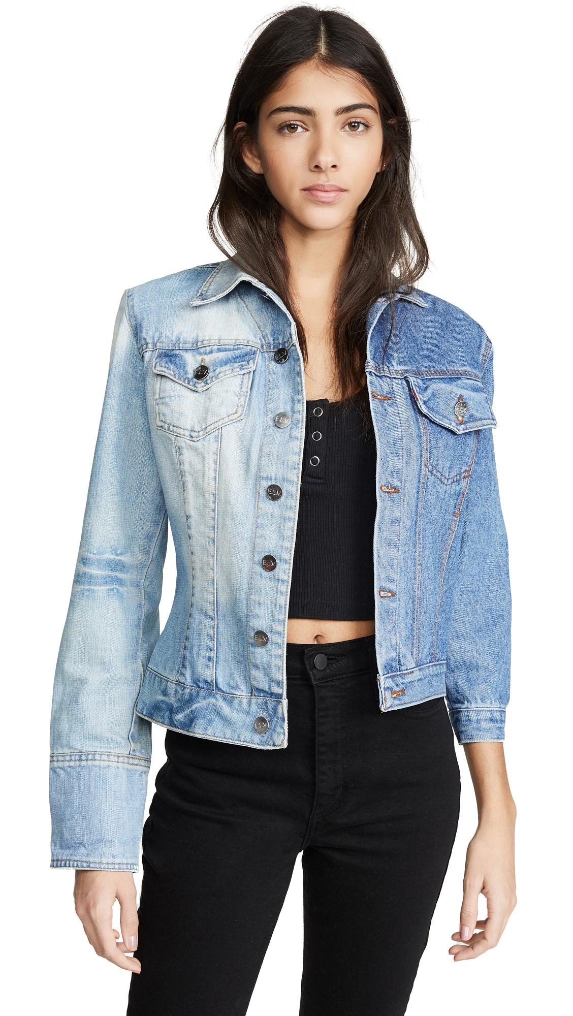 Buy E.L.V. Denim online - photo of E.L.V. Denim The Twin Jacket