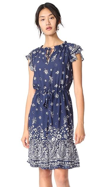 Ella Moon Bandana Midi Dress