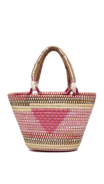 En Shalla Basket Bag