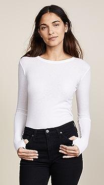 Women s Long sleeve tees 1ecec6902