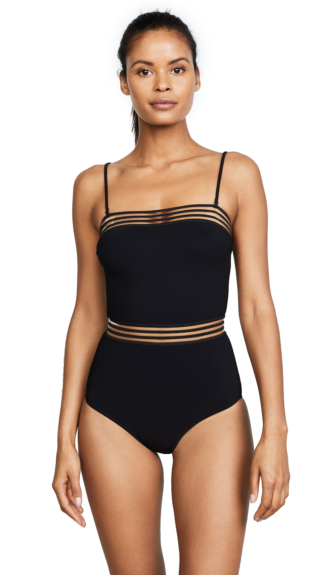 Emma Pake Monica One Piece Swimsuit