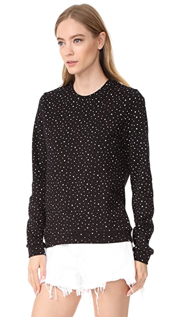 ElevenParis Stars All Over Sweatshirt
