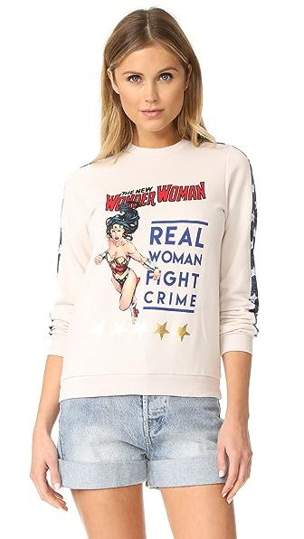 ElevenParis Wonder Woman Sweashirt