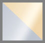 Silver Glitter/Gold Glitter