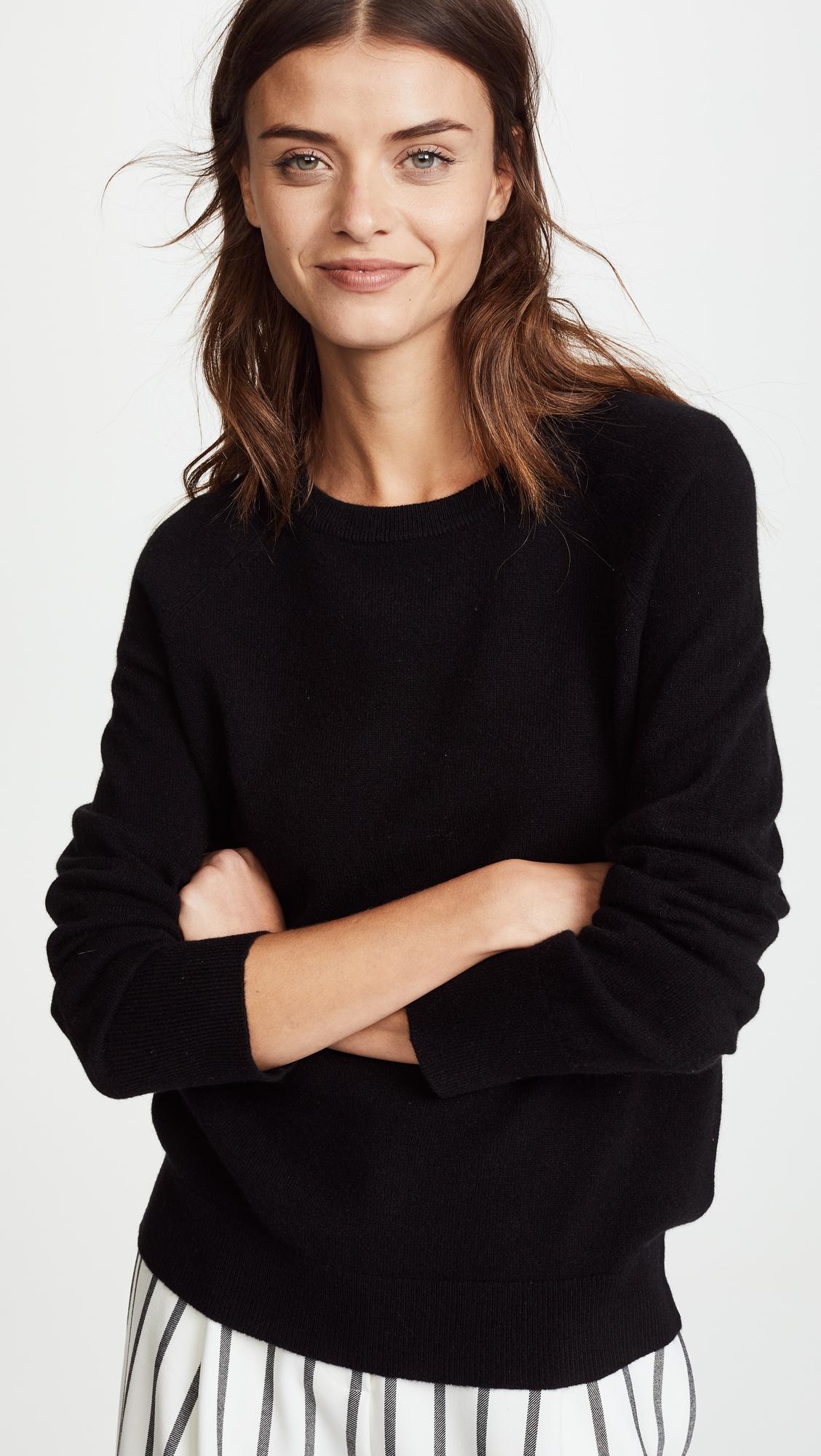 Кашемировый свитер Sloane с округлым вырезом Equipment  (EQUIP4052712867112)