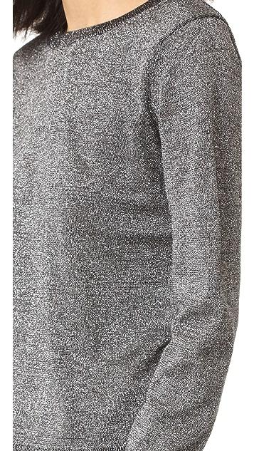 Equipment Calais V-Back Sweater