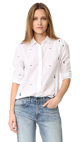 Equipment Leema Button Down Shirt