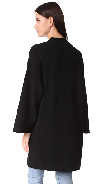 Equipment Long Cashmere Anders Kimono