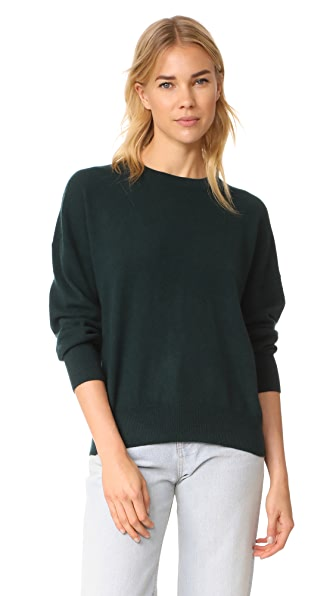 Equipment Melanie Cashmere Sweater In Scarab
