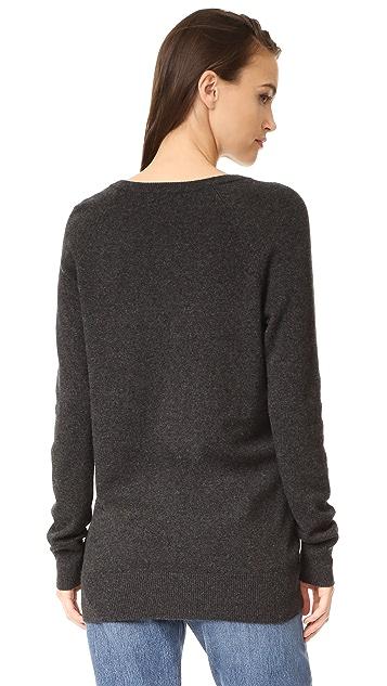 Equipment Asher V Neck Sweater