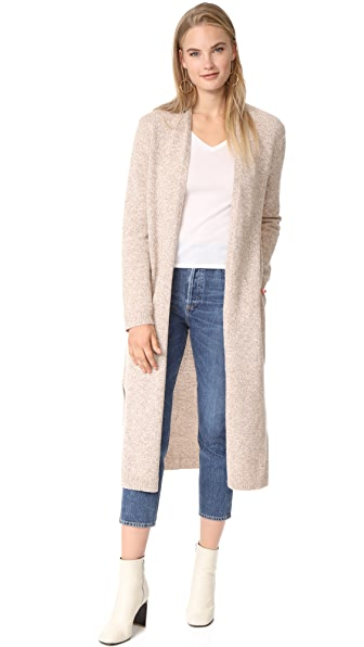 Equipment Thoren Cardigan In Oatmeal Multi