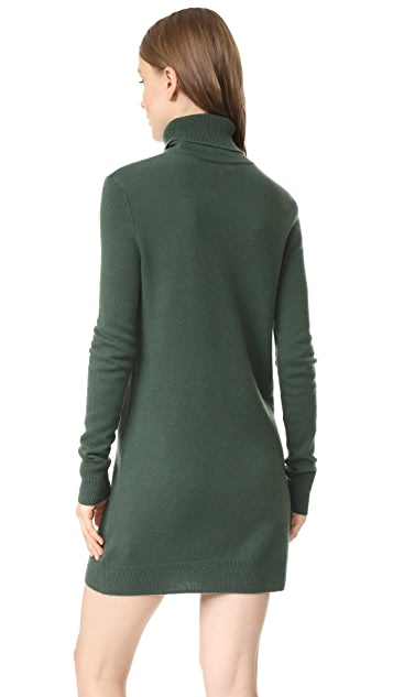 Equipment Oscar Turtleneck Dress