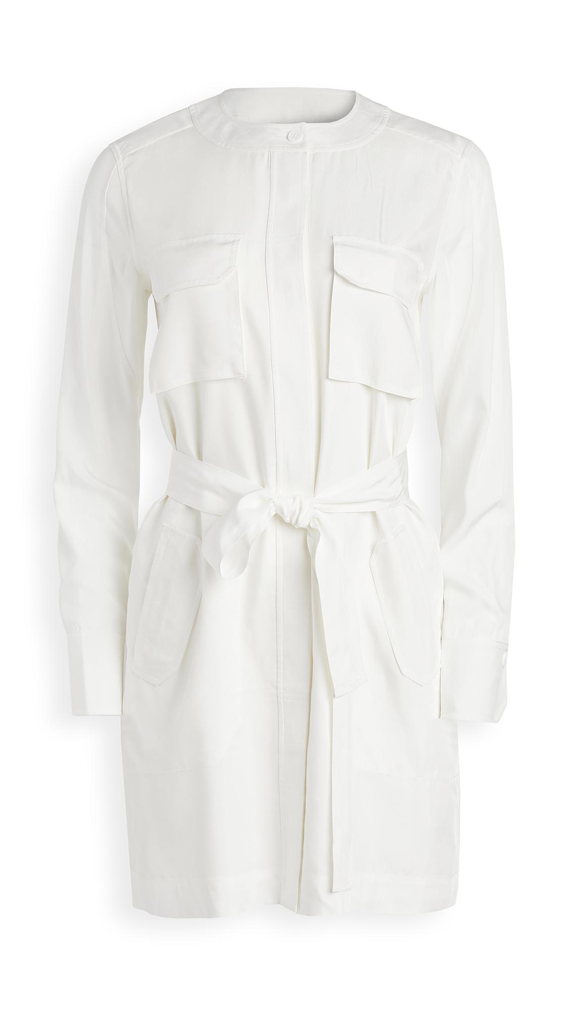 Equipment Addeve Dress - 40% Off Sale
