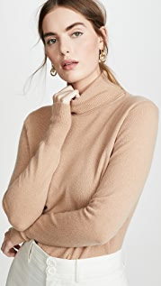 Equipment Delafine Cashmere Turtleneck