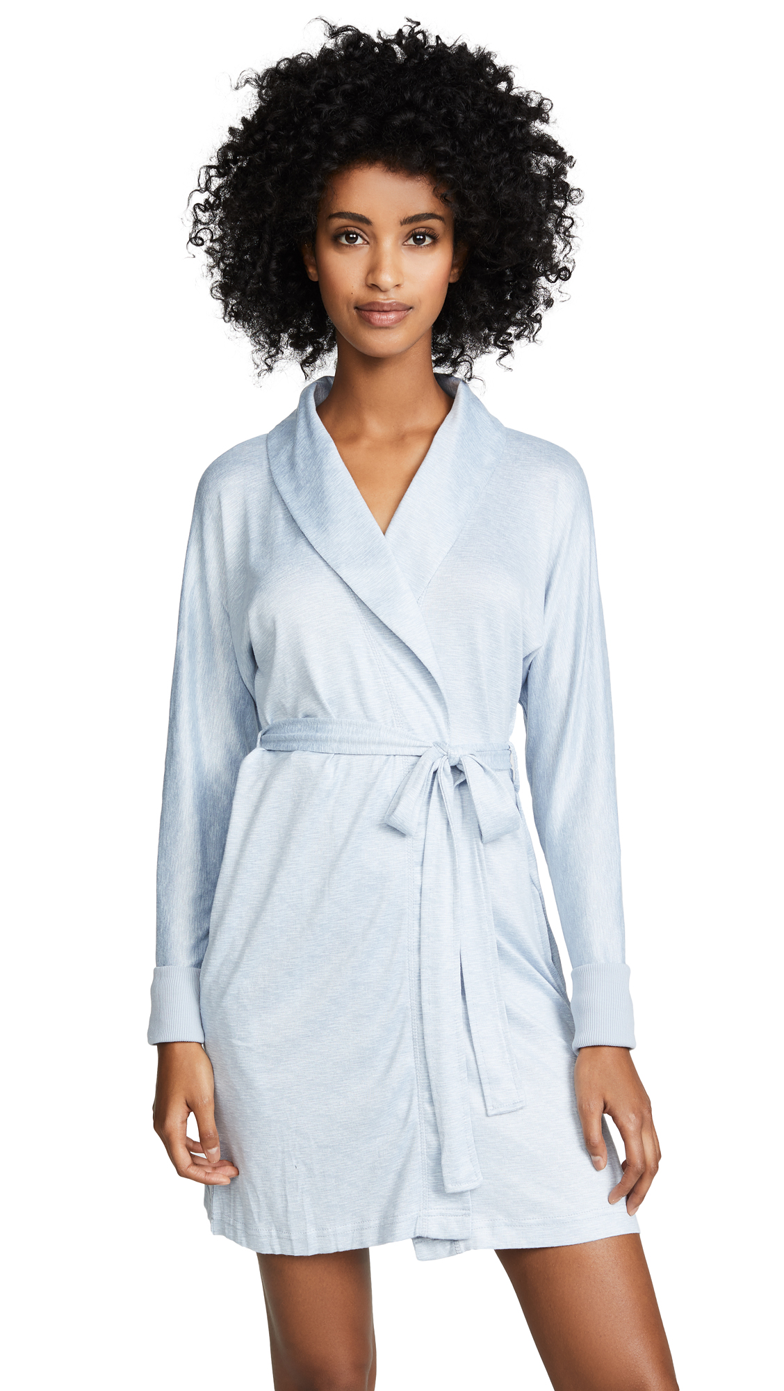 Emerson Road Whisperluxe Robe In High-Rise