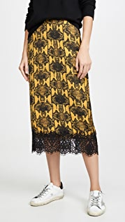 Essentiel Antwerp Traveller Midi Pencil Skirt