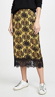 Essentiel Antwerp Traveller Midi Pencil Skirt